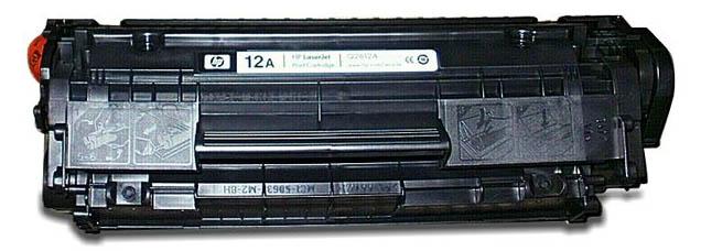 کارتریج تونر HP 12A