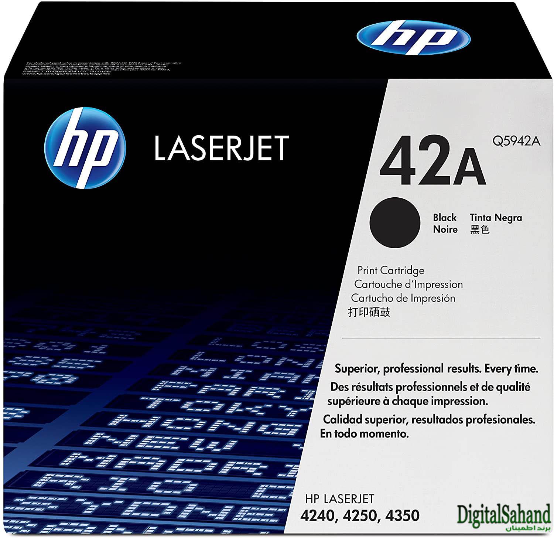 کارتریج تونر HP 42A