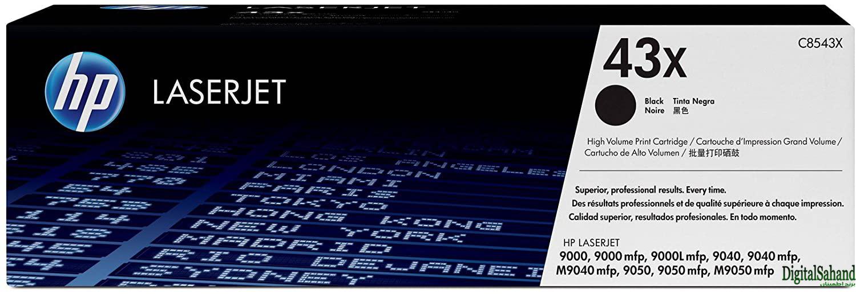 کارتریج تونر HP 43X