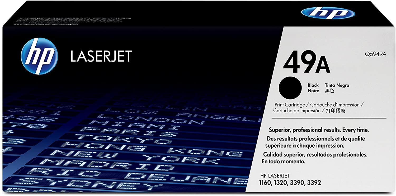 کارتریج تونر HP 49A
