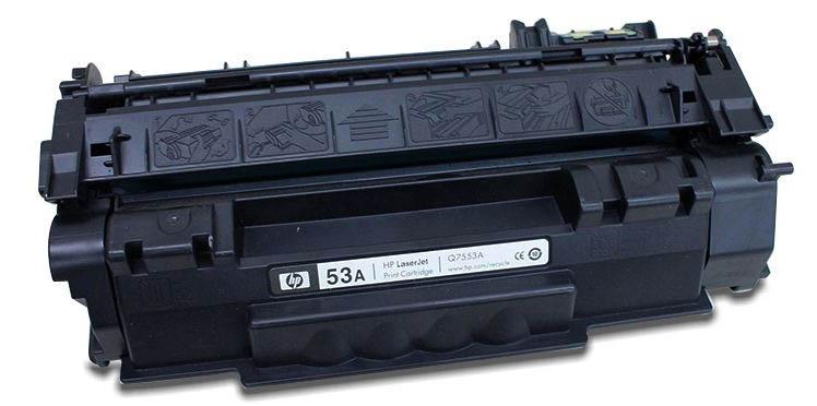 کارتریج تونر HP 53A