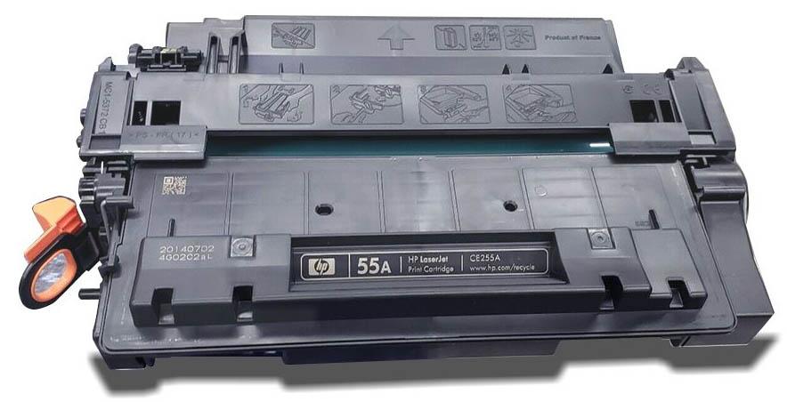 کارتریج تونر HP 55A