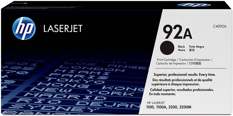 کارتریج تونر HP 92A