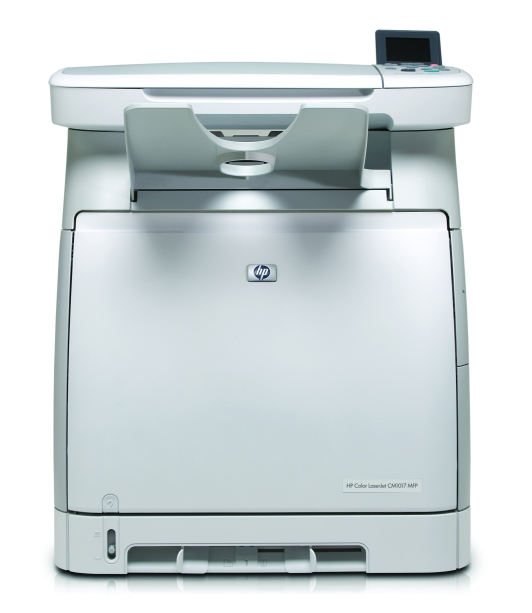HP colour Laserjet 1017