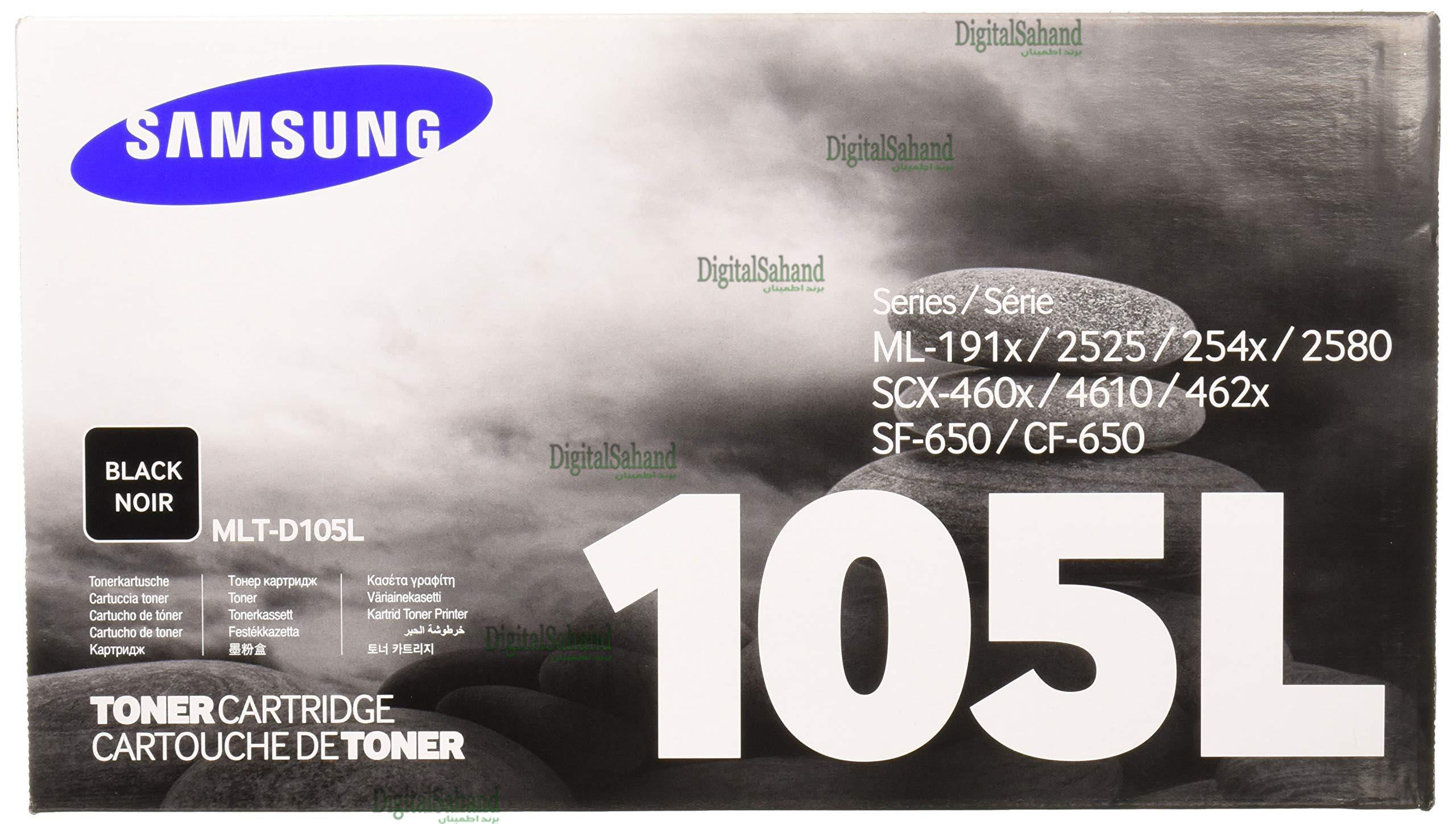 کارتریج تونر مشکی SAMSUNG MLT D105L