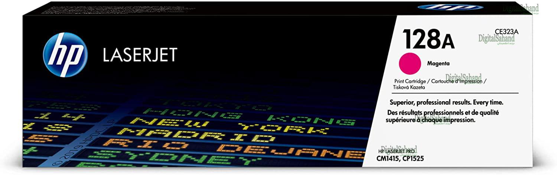 کارتریج تونر HP 128A MAGENTA