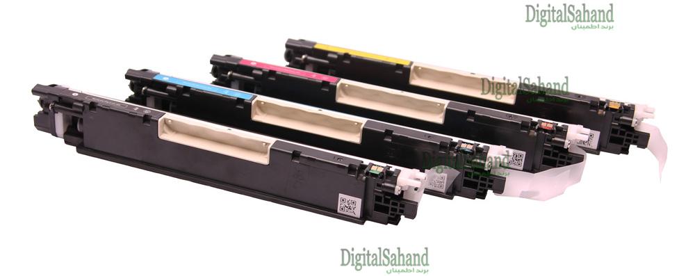 ست کارتریج تونر رنگی HP 130A