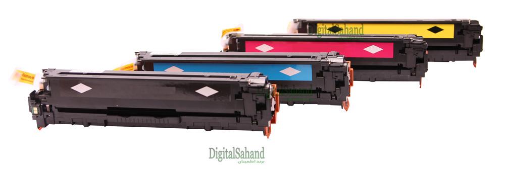 کارتریج تونر HP 130 چهار رنگ
