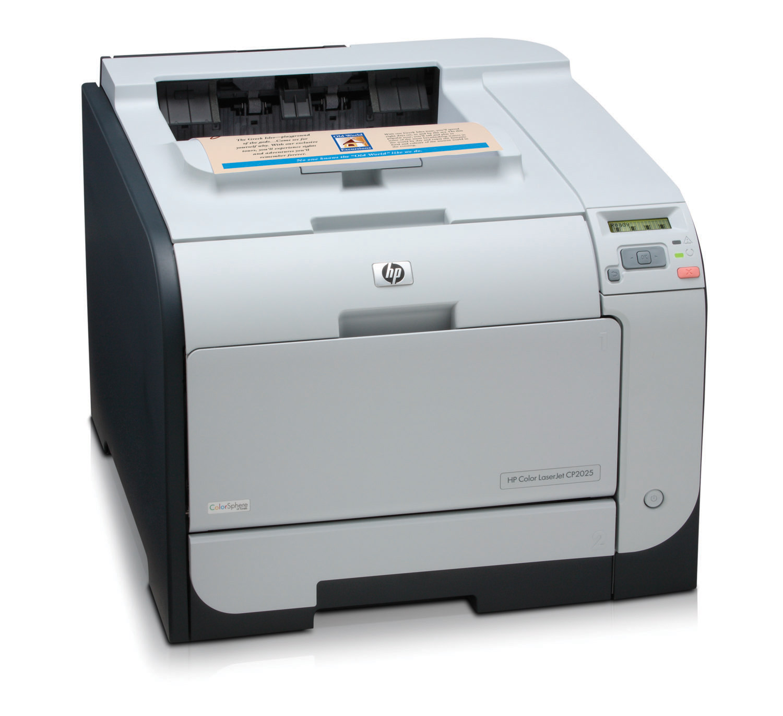HP Color Laserjet CM2025