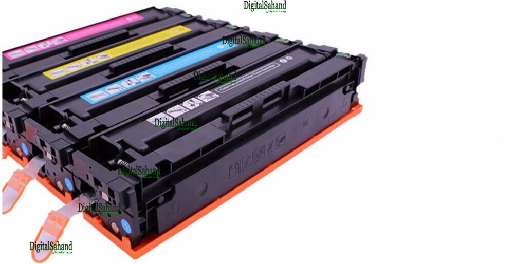 ست کارتریج تونر رنگی HP 202A