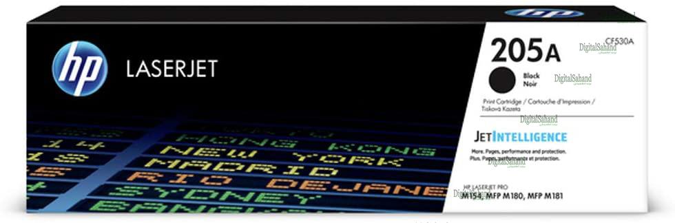 کارتریج تونر HP 205A BLACK