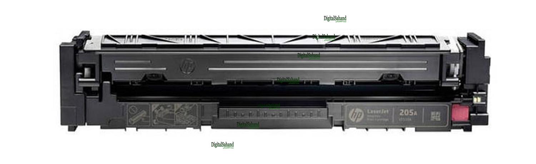 کارتریج تونر HP 205A MAGENTA