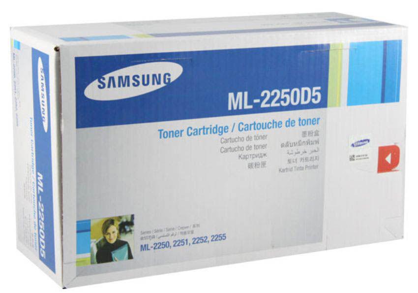 کارتریج تونر مشکی SAMSUNG ML 2250D5