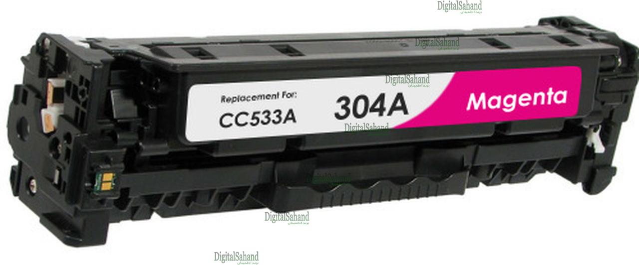 کارتریج تونر HP 304A MAGENTA