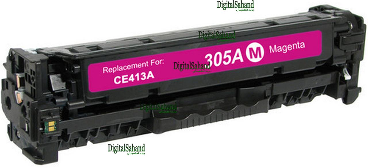 کارتریج تونر HP 305A MAGENTA