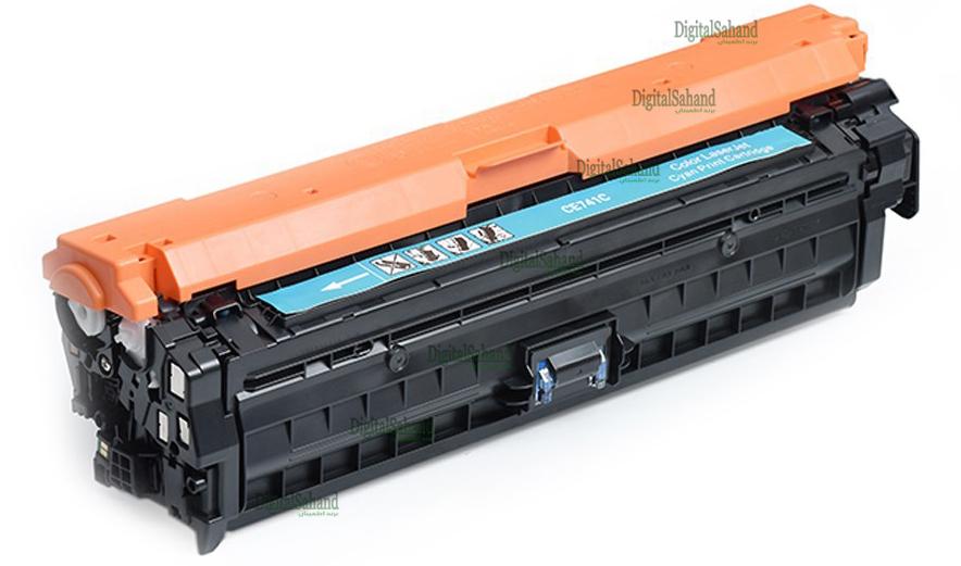 کارتریج تونر HP 307A CYAN