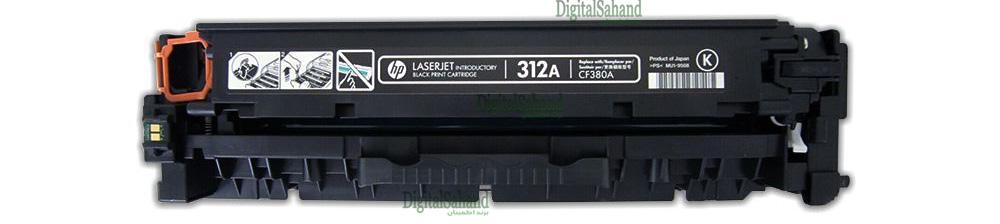 کارتریج تونر HP 312A BLACK