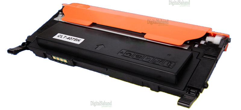 کارتریج تونر مشکی SAMSUNG CLT K407