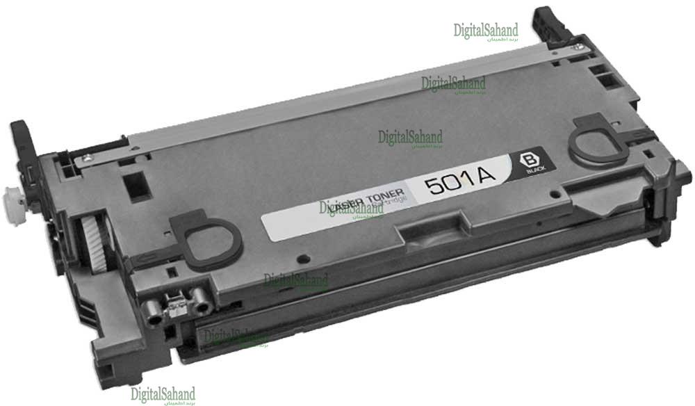 کارتریج تونر HP 501A BLACK