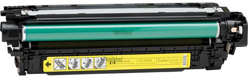 کارتریج تونر HP 504A YELLOW