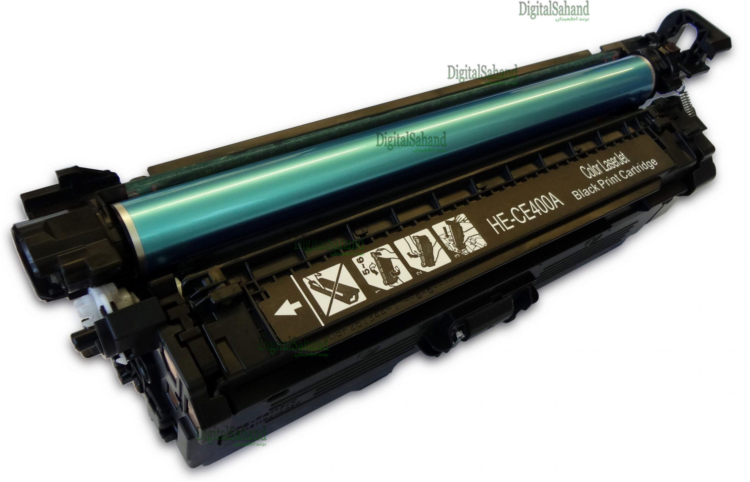 کارتریج تونر HP 507A BLACK