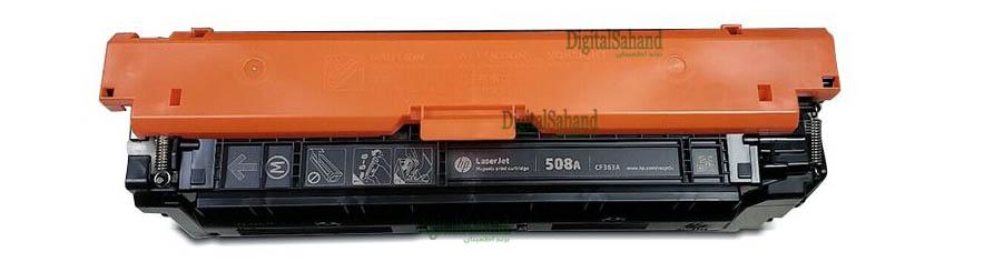 کارتریج تونر HP 508A MAGENTA