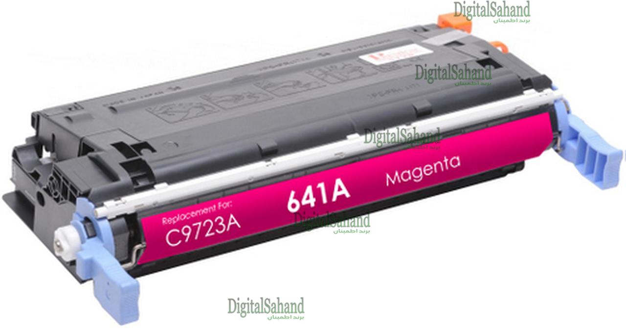 کارتریج تونر HP 641A MAGENTA