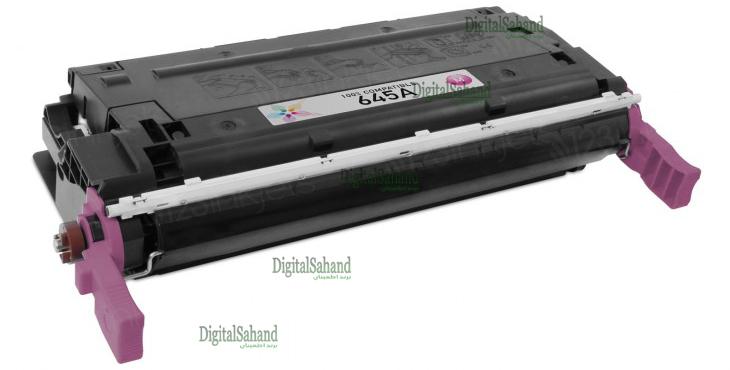 کارتریج تونر HP 645A MAGENTA