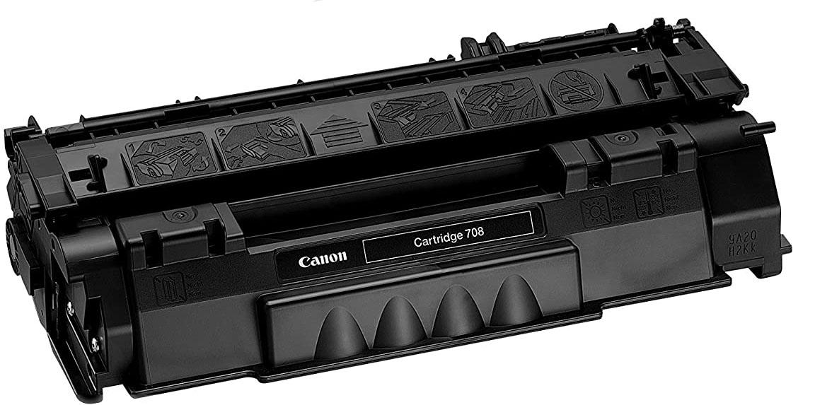 کارتریج تونر مشکی Canon 708