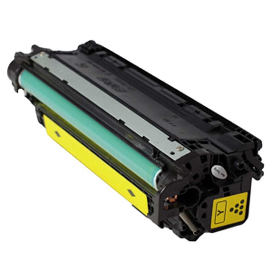 کارتریج تونر HP 650A YELLOW