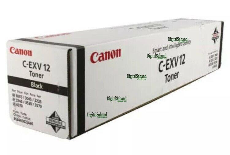 کارتریج تونر مشکی Canon CEXV12