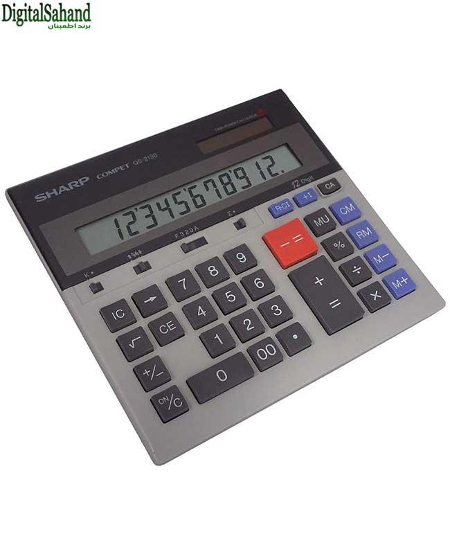 ماشین حساب شارپ Sharp QS-2130