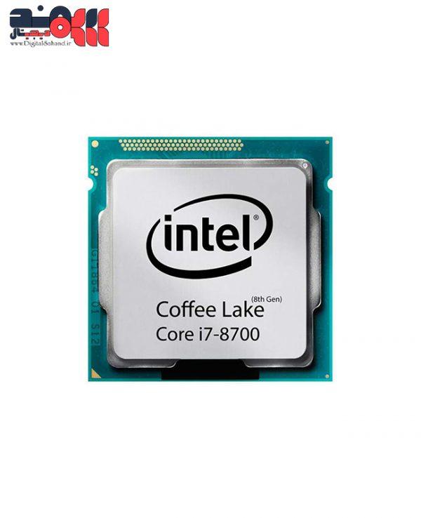 سی پی یو Cpu Core i7 8700