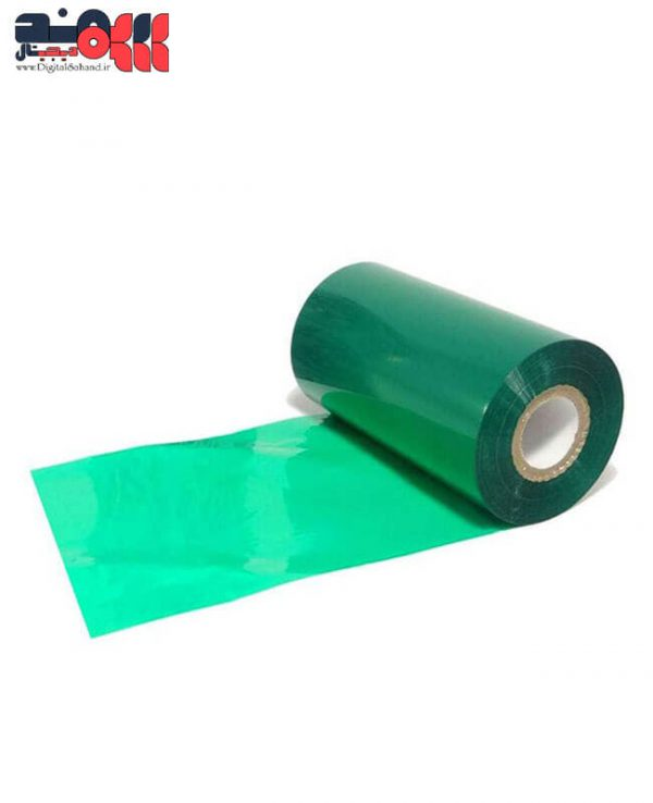 ریبون وکس سبز 300×110